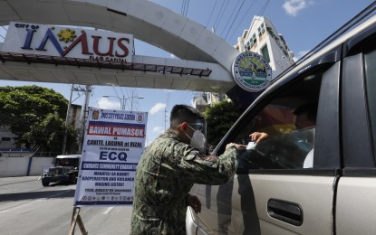 NCR Plus shift to GCQ by May 14 'possible': Palace