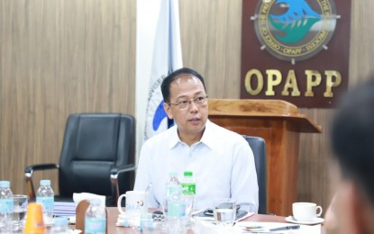 Galvez work in peace process continues amid NTF duties