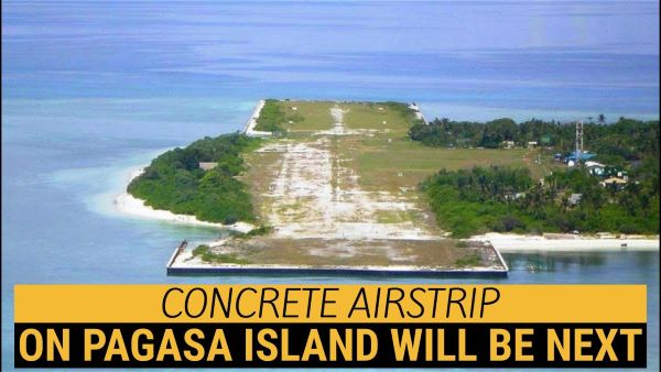 AFP getting bolder, wants logistics hub in Pag-asa island in West Philippine Sea