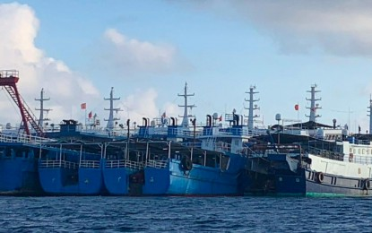 287 Chinese ships sighted in latest PH maritime patrol off WPS