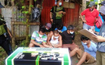 Village councilman, 5 others fall in Maguindanao drug sting