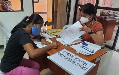 Replacement beneficiaries get P3-M pandemic aid in Region 8