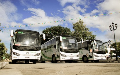 Leyte bus firm offers 6-week free ride