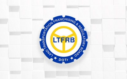 LTFRB free rides serve over 76K front-liners, APORs in Caraga