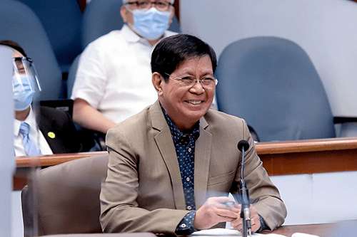 Going for Presidency is a sacred duty, says Lacson
