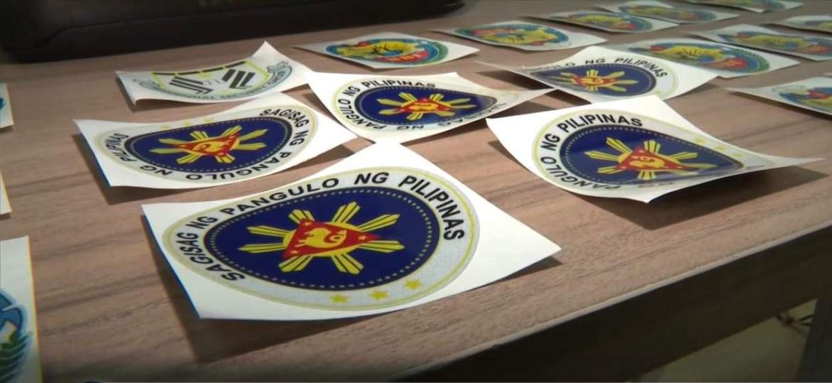 NBI ARRESTS ONE FOR ILLEGAL SALE OF GOVERNMENT STICKERS