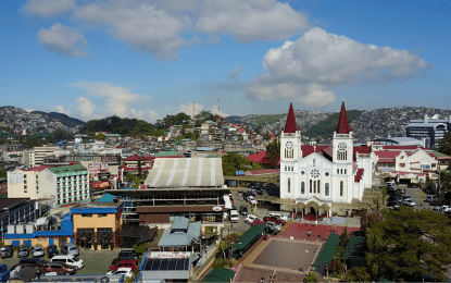 Baguio economy reopens amid strict protocol observance