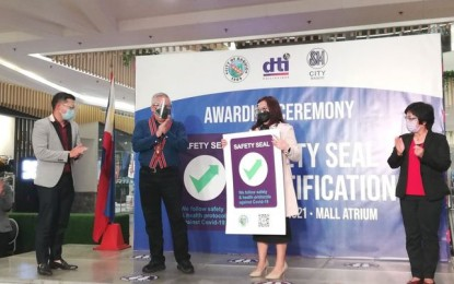 Safety seal builds consumer, business confidence: Lopez