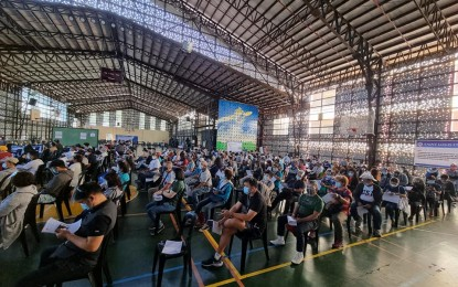 Over 20K essential workers in Baguio await Covid-19 jab