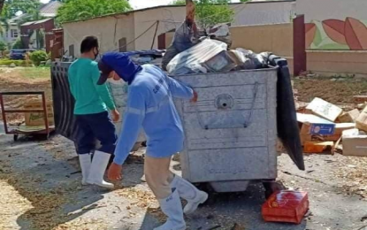 PRRD renews call for proper disposal of medical waste