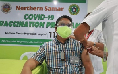 Northern Samar guv expresses alarm over rising Covid-19 cases