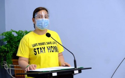 Stay united, strong vs. pandemic: Davao mayor