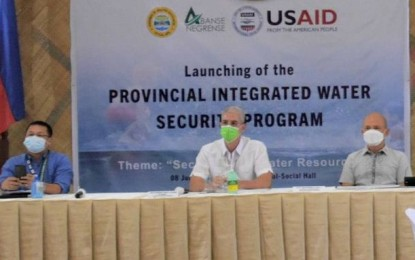 NegOcc launches bid to secure water resources
