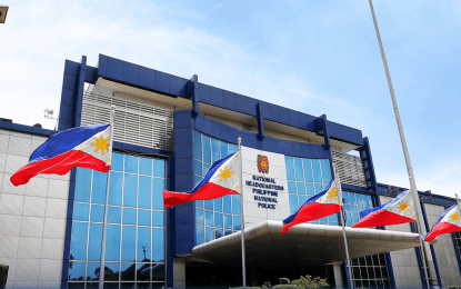 Giving in to Reds' poll extortion act of terror financing: PNP