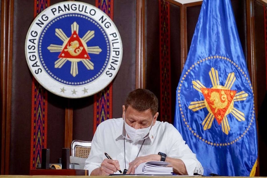 PRRD signs Cong Malapitan bill into law creating Caloocan City 3rd district