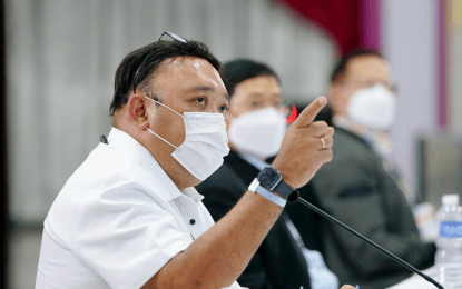 Roque 'praying' for guidance on 2022 political plans
