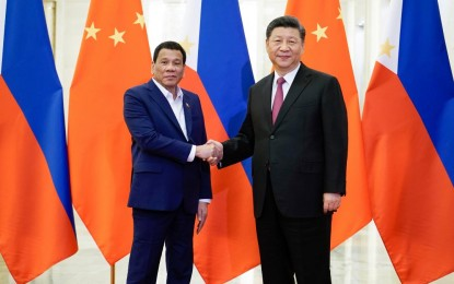 Duterte appreciates China's 'timely' aid amid Covid-19 pandemic