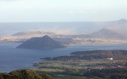 Highest volcanic SO2 gas emission recorded from Taal Volcano