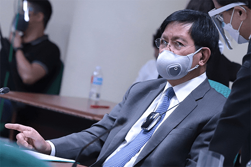 Lacson commends Parlade for resigning as NTF- ELCAC spokesperson