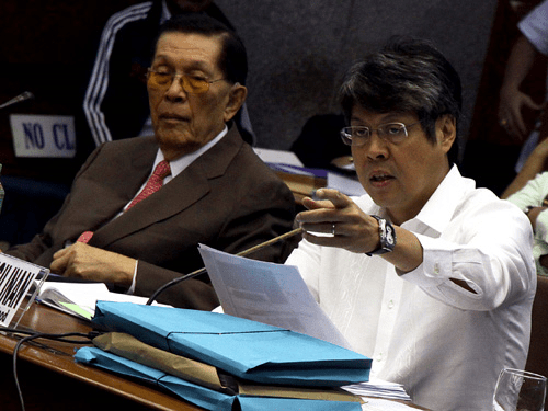 Pangilinan urges Pinoys to register to vote, continue PNoy's legacy of defending democracy, fighting poverty