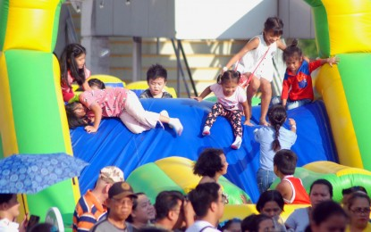 Outdoor activities of kids aged 5 & above OK'd in GCQ, MGCQ zones