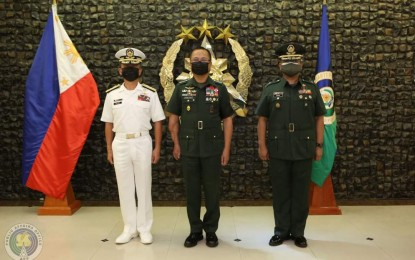 2 AFP senior officers promoted to higher rank