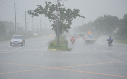 Rains, gusty winds to prevail over Batanes, Babuyan Islands