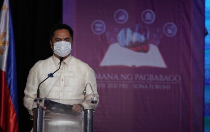 Andanar hails anti-insurgency feats of security Cabinet cluster