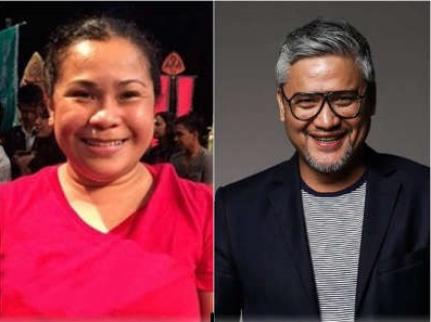 Kapuso creative writer Suzette Doctolero takes a swipe at ABS-CBN director Andoy Ranay
