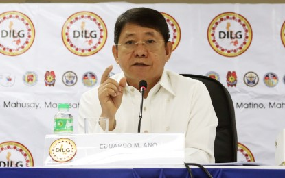 Karapatan claim on BDP beneficiaries 'unfounded': DILG