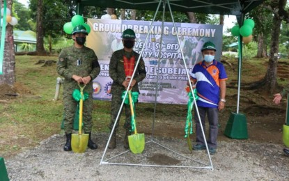 Hospital to rise in military camp in Capiz