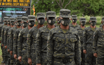 BCDA works on finding fund sources for military