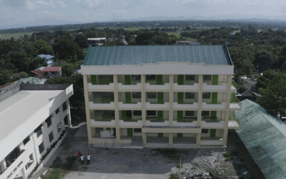 DPWH completes 2 school buildings in Tarlac
