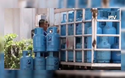 Cooking gas up by P57 per 11-kilo tank starting July 1