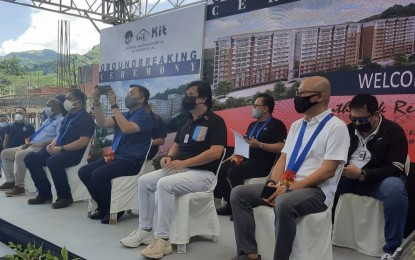 Medium-rise condo for soldiers, cops launched in Cebu City