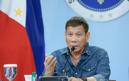 I've been trying my 'very best' to curb corruption: Duterte