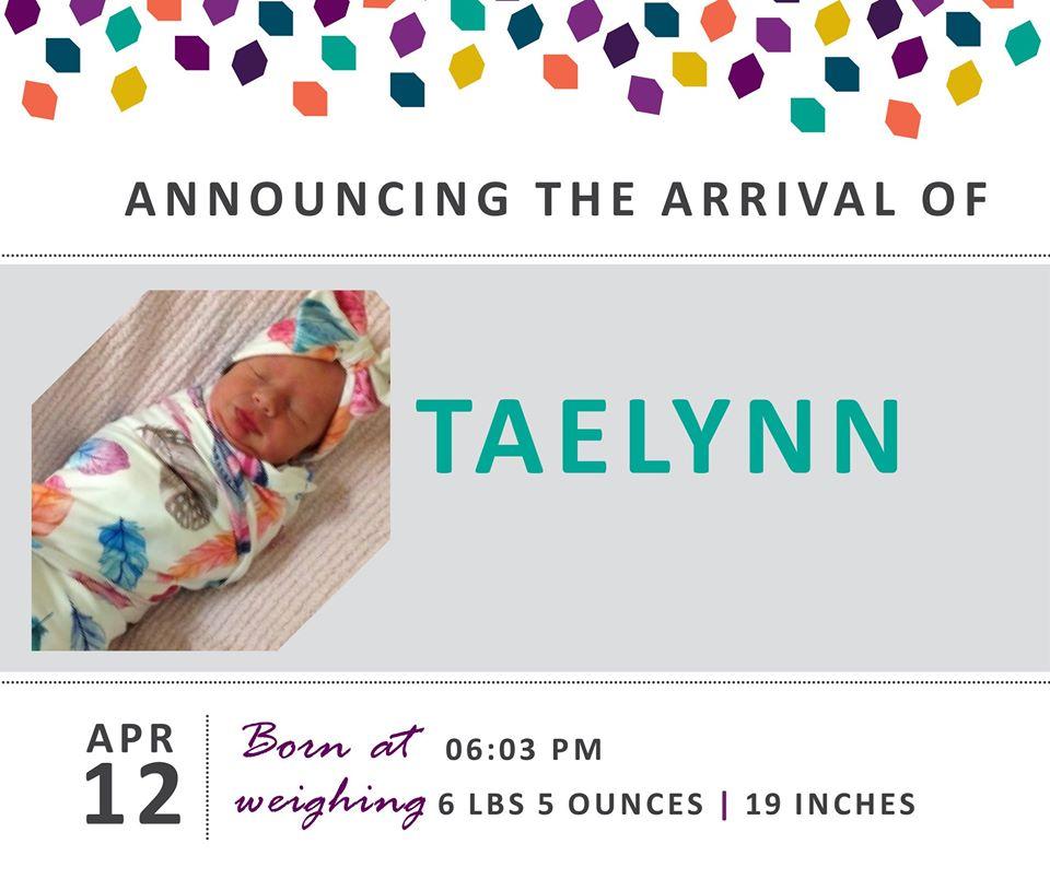 Taelynn 2