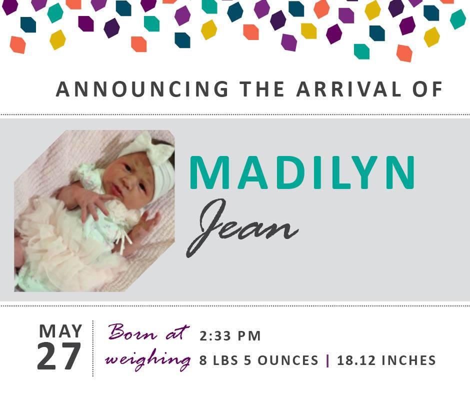 Madilyn Jean 2