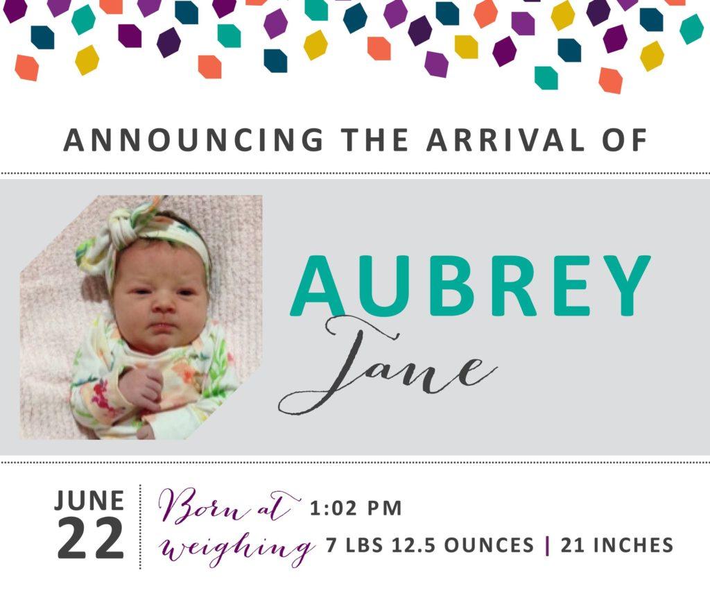Aubrey Jane 2