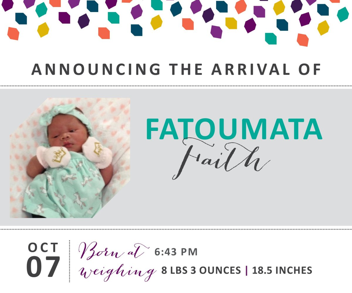 Fatoumata Faith 2
