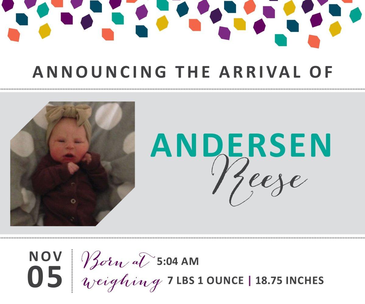 Andersen Reese 2