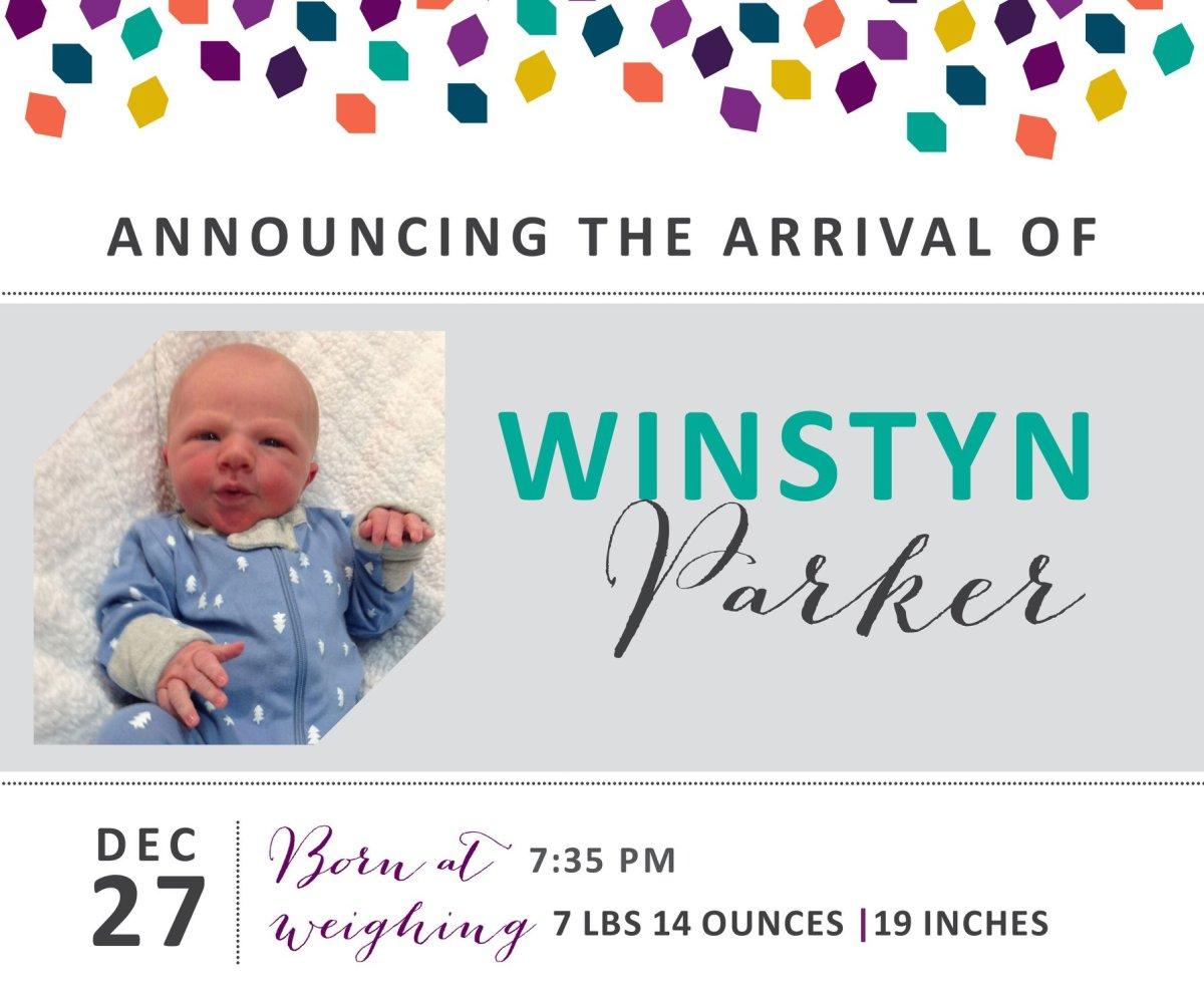 Winstyn Parker 2