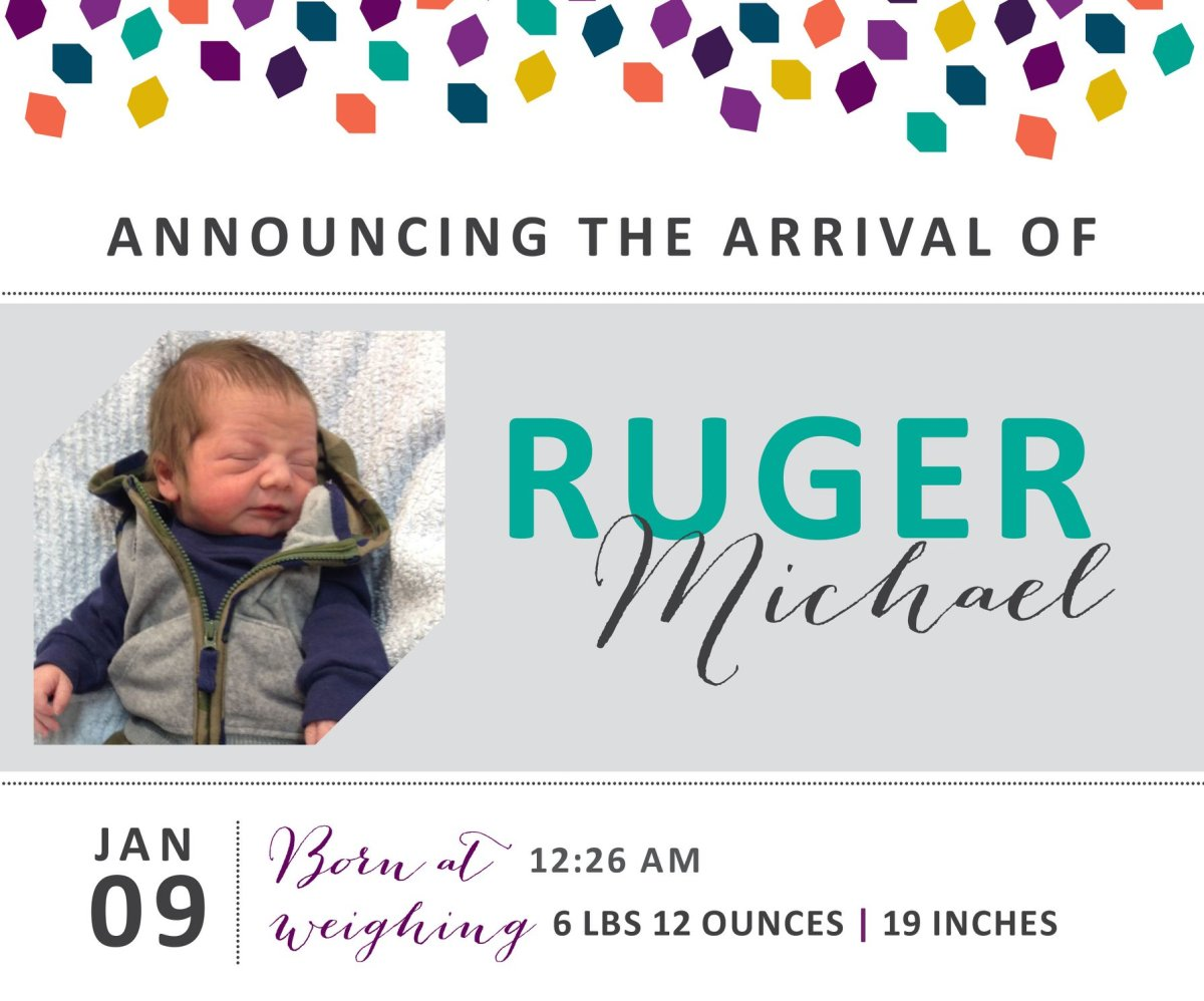 Ruger Michael 2