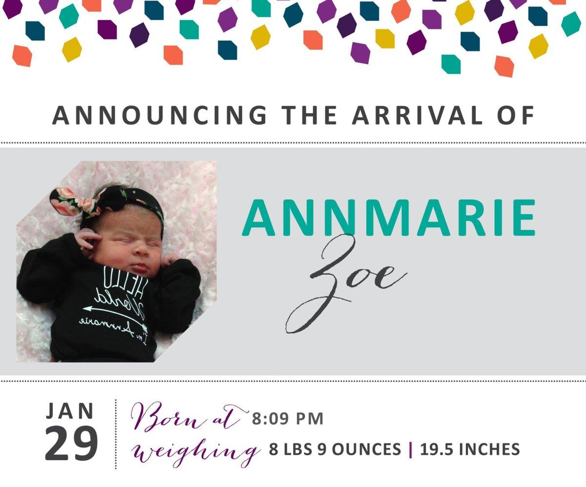 AnnMarie Zoe 2