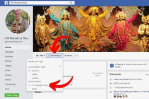 how to get facebook class notifications