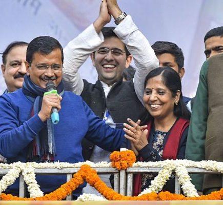 दिल्ली के मुख्यमंत्री : अरविंद केजरीवाल का मुख्यमंत्री बनने तक का सफरनामा