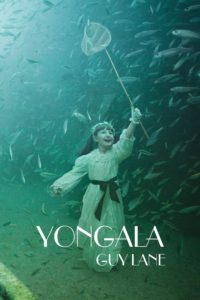 Cover of the novel Yongala by Guy Lane, featuring the image Sarah by Andreas Franke from The Sinking World collection.