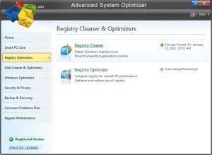 Advanced System Optimizer 3.9.3645.18056 Crack + Serial Key 2021