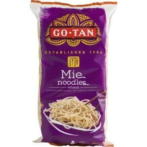 Wok végétarien aux nouilles & légumes gourmands - Recette Ma Healthy Tendency - Nouilles chinoises Go Tan