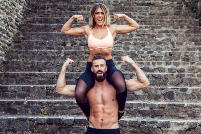 My fiit challenge 3 Programme HIIT - Justine Gallice et Thibaut Geoffray - Ma Healthy Tendency